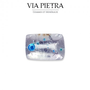 Quartz Medusa, inclusions de Gilalite, Paraïba Brésil, Collection. Achat vente Quartz Medusa Gilalite