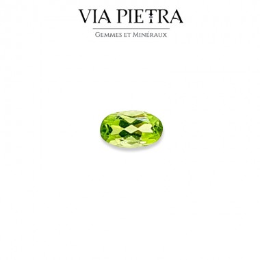 Péridot Olivine Pakistan, vert