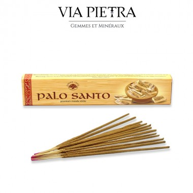 Encens bâtonnets sticks de Palo Santo, purification, rituel, amérindien