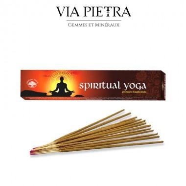 encens spiritual Yoga - green Tree, encens méditation, encens sagesse, encens bien être