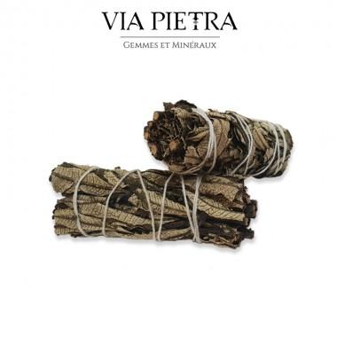 bâton fagot smudge Yerba Santa, herbe des ours, purification, rituel, amérindien