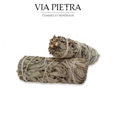 bâton fagot Sauge Salvia Apiana, purification, rituel, amérindien, smudge sauge